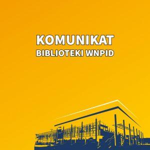 E-obiegówka w Bibliotece WNPID