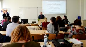 Spotkanie grupy badawczej The Baltic-Black Sea Connection