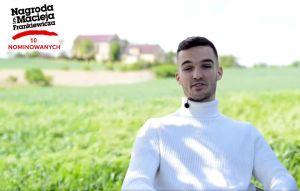 Jan Przybylski laureatem Nagrody im. Macieja Frankiewicza
