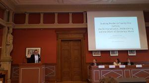 Udział prof. Jańczaka w międzynarodowej konferencji zorganizowanej
