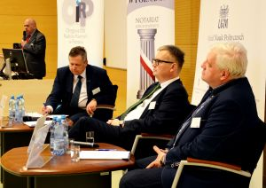 Wybory w państwie demokratycznym. Konferencja z okazji 30-lecia demokratycznego prawa wyborczego w Polsce