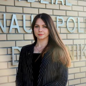 Natalia Marciniak Wiceprzewodniczącą NZS