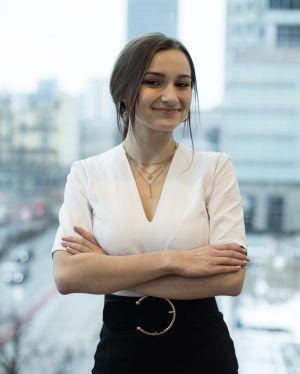 Julia Orłowska nagrodzona Studenckim Noblem
