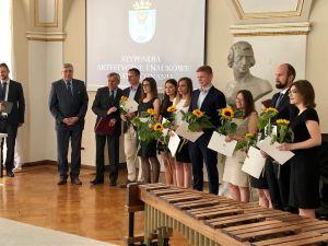 Stypendium naukowe Miasta Poznania dla dr Joanny Rak