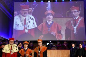 Nagroda Dialogu przyznana prof. Annie Wolff-Powęskiej