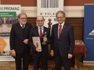 Dziekan Stelmach wyróżniony Statuetką Honorowego Hipolita