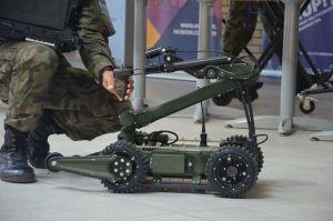 Konferencja pt. Autonomiczne roboty w systemach bezpieczeństwa