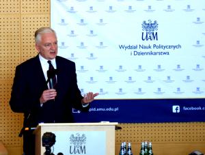 Dyskusja na temat szkolnictwa wyższego w Polsce