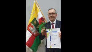 Dr Ryszard Bodziacki Człowiekiem 15-lecia Polski w Unii Europejskiej