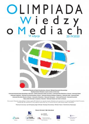 VI edycja Olimpiady Wiedzy o Mediach