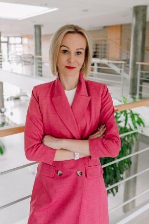 Dr Gołębiowska dołączyła do CeBaM UAM