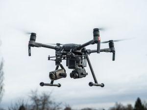 Centrum Dronów na WNPiD