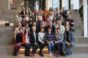 Udział prof. Skrzypczaka i dr. Hordeckiego w seminarium w Kalmarze