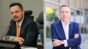 Stopnie doktorów habilitowanych przyznane Ł. Scheffsowi i M. Tomaszykowi