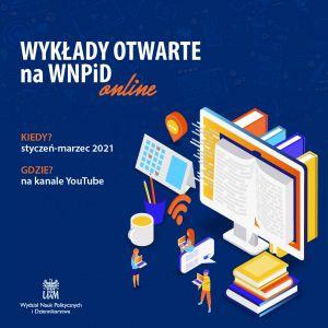Wykłady Otwarte na WNPiD 2021