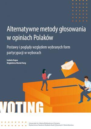 Prof. Magdalena Musiał-Karg współautorką książki nt. alternatywnych metod głosowania