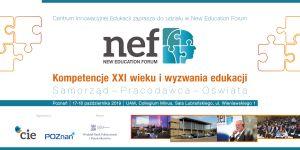 II Forum Nowej Edukacji w Poznaniu