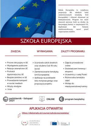 Szkoła Europejska