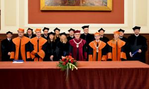 Uroczystość promocji doktorskich i habilitacyjnych 2019