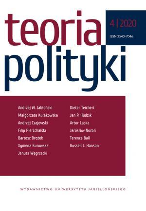 "IV numer czasopisma ""Teoria Polityki"""